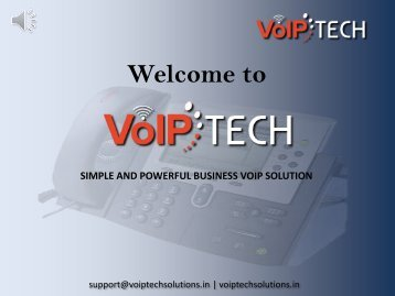 Leading International VoIP provider