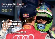 {have speed in f[ ]cus!} DTM Race 15 und 16 - Spielberg [A]