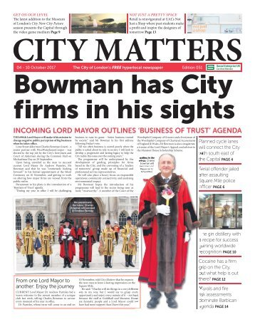 City Matters Edition 051