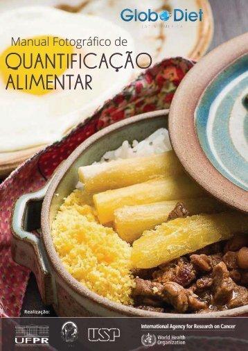 Manual Fotográfico de Quantificação Alimentar