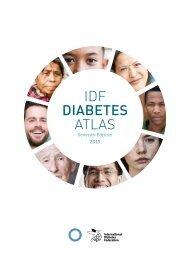 Atlas do Diabetes IDF - 7ª Edição