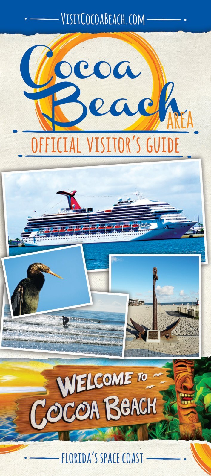 2017 Cocoa Beach Visitor S Guide