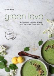 Leseprobe - green love