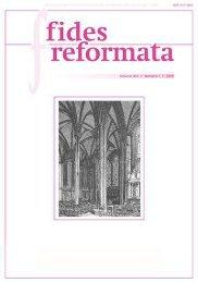 Fides 14 N1- Revista do Centro Presbiteriano Andrew Jumper