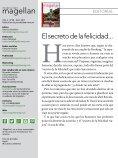 Revista de viajes Magellan - Abril 2017 - Page 2