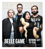 BeatRoute Magazine BC Print Edition October 2017