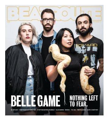 BeatRoute Magazine BC Print Edition October 2017