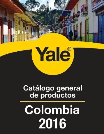 Catálogo Yale Colombia 2016