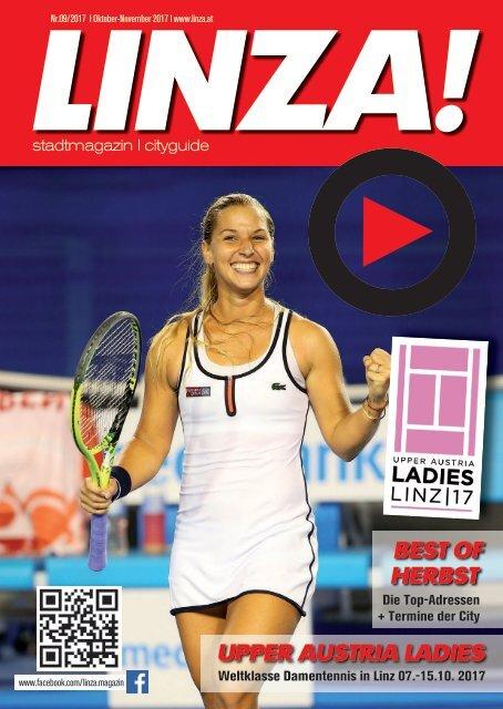 LINZA stadtmagazin Ausgabe#9 – Oktober/November 2017