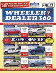 Wheeler Dealer 360 Issue 40, 2017