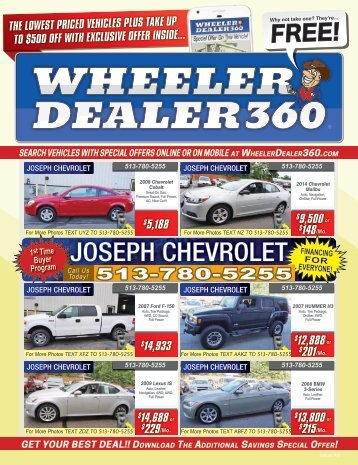 Wheeler Dealer 360 Issue 40, 2017