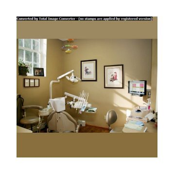 Operatory at Cazes Family Dentistry, LLC