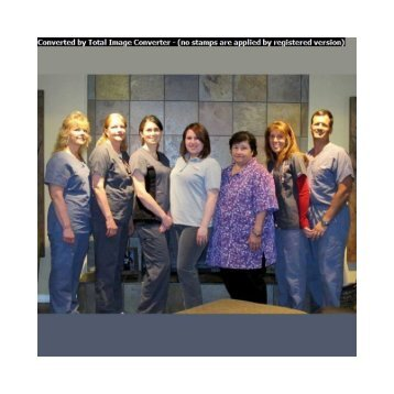 Our team at Cazes Family Dentistry, LLC