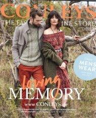 Каталог Conleys осень 2017. Заказ одежды на www.catalogi.ru или по тел. +74955404949
