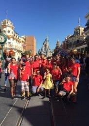 A equipe Rubi aproveitou cada segundo do mundo Disney, confira!