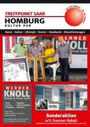 Treffpunkt Homburg Juli 2017