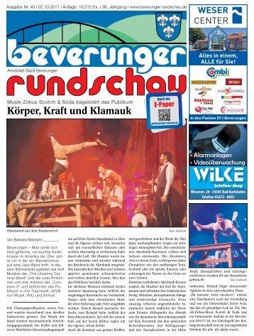 Beverunger Rundschau 2017 KW 40