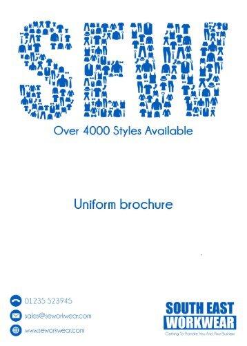 SEW Uniform Brochure
