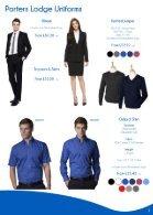 SEW Uniform Brochure  - Page 3