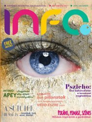 InfoPont Magazin OKTOBER