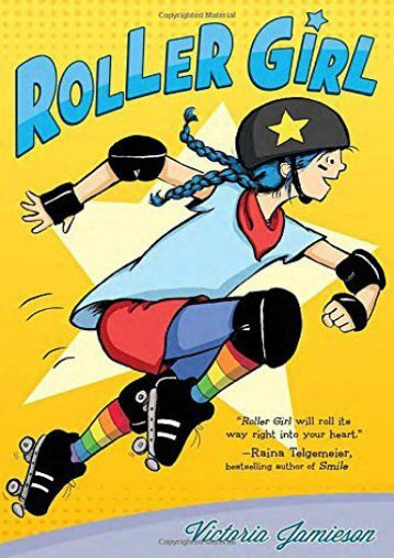 Read [PDF] Roller Girl Full page online