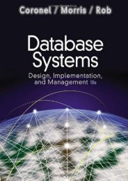 Download [PDF] Database Systems: Design, Implementation, and Management (with Premium WebSite Printed Access Card and Essential Textbook Resources Printed Access Card) Full ePub online