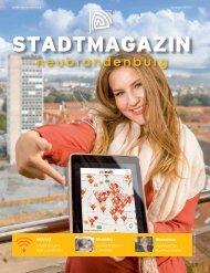Stadtmagazin September