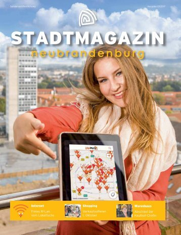 Stadtmagazin September