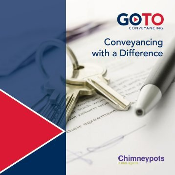 Conveyancing with a Difference