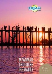 Birmanie - Myanmar - Irrwaddy