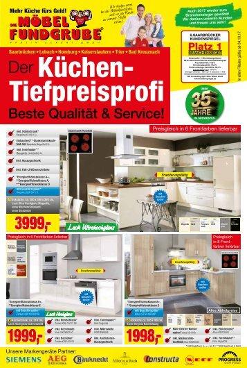 Die Möbelfundgrube KW 40 Küchen