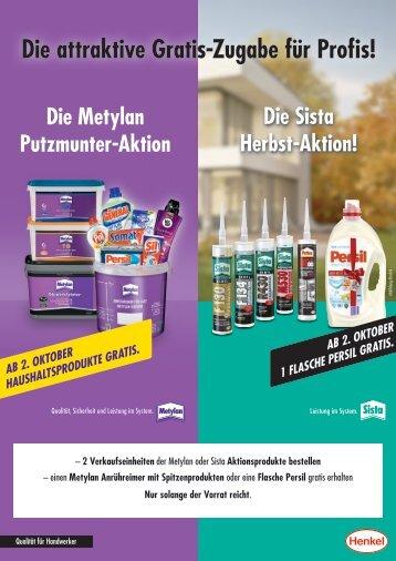 Metylan & Sista Aktion 02.10.17 - s.d.V.r.