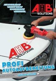 AHB Profi-Autoaufbereitung