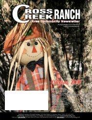 Cross Creek Ranch October 2017