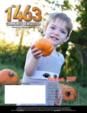 The 1463 October 2017