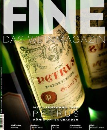 FINE Das Weinmagazin 03/2017