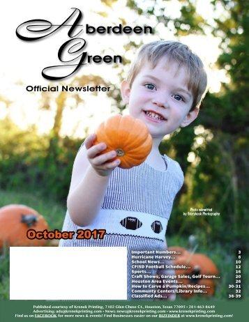Aberdeen Green October 2017