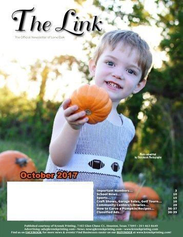 Lone Oak October 2017
