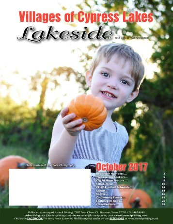 VCL Lakeside October 2017