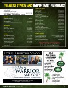 Villages of Cypress Lakes October 2017 - Page 3