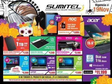 Catálogo de Tecnología SUMITEL Vig. 19NOV´17