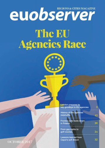 Regions & Cities: The EU Agencies Race