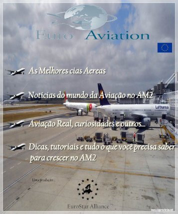 Revista Euro Aviation - Ediçao I Out-2017