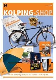 Kolping-Shop Ausgabe 2017