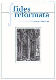 Fides 21 N2 - Revista do Centro Presbiteriano Andrew Jumper