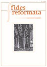 Fides 19 N2 - Revista do Centro Presbiteriano Andrew Jumper