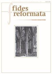 Fides 20 N1 - Revista do Centro Presbiteriano Andrew Jumper