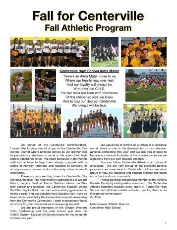 Fall for Centerville 2017 FullColorFinal