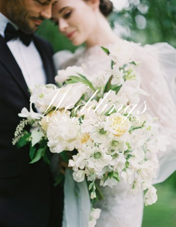 2018 Wedding Collections Magazine