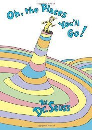 Download [PDF] Oh, the Places You ll Go!   Full eBook online